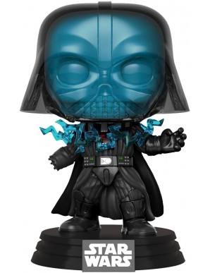 POP! Star Wars: Darth Vader Électrocuté