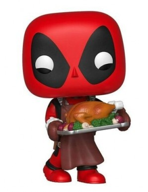 Marvel Comics POP! Vinyl Bobble Head Deadpool...