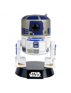 Star Wars POP! Vinyl Bobble Head R2-D2 10 cm