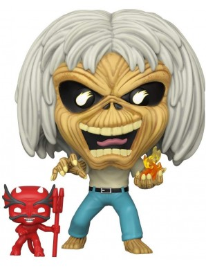 Iron Maiden POP! Rocks Vinyl Figurine The...