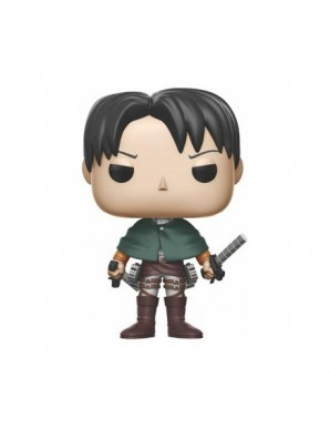 Attack on Titan POP! figurine Levi Ackerman 9 cm