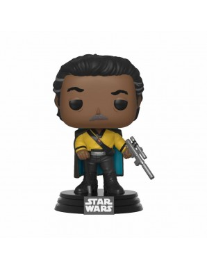 Star Wars Episode IX Figurine POP! Movies Vinyl Lando Calrissian 9 cm