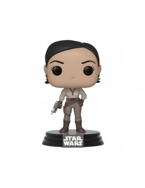 Star Wars Episode IX Figurine POP! Movies Vinyl Rose 9 cm