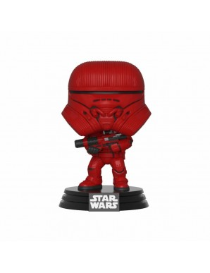 Star Wars Episode IX Figurine POP! Movies Vinyl Sith Jet Trooper 9 cm