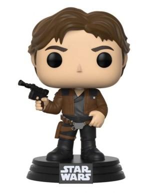 Star Wars Solo POP! Vinyl Bobble Head Han Solo 9 cm