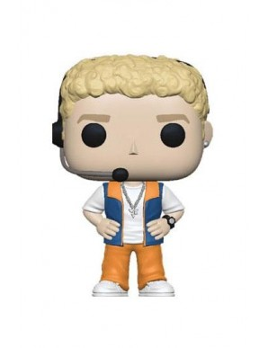 NSYNC POP! Rocks Vinyl Figurine Justin...