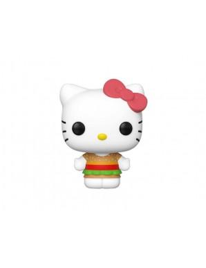 Hello Kitty Figurine POP! Sanrio Vinyl Hello Kitty (Kawaii Burger Shop) 9 cm