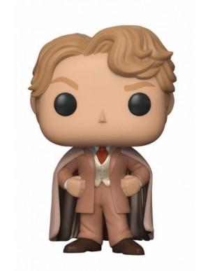 Harry Potter POP! Movies Vinyl figurine Gilderoy Lockhart 9 cm