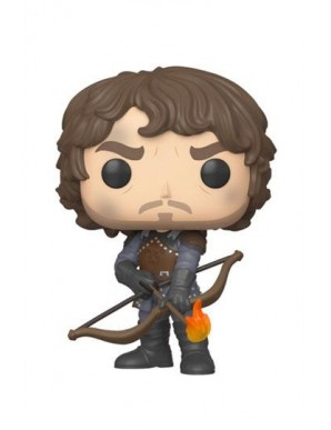 Game of Thrones POP! Television Vinyl figurine Theon with Flamming Arrows 9 cm