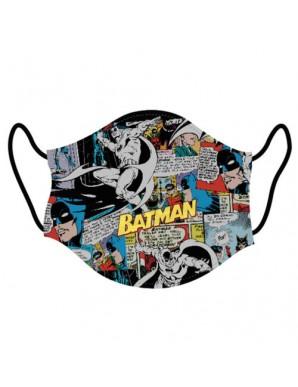DC Comics Batman Comic adult face mask
