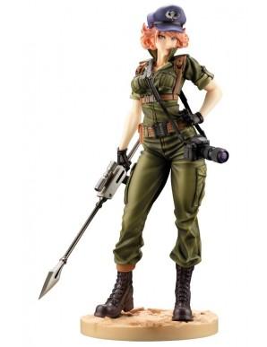 G.I. Joe Bishoujo statuette PVC 1/7 Lady Jaye...