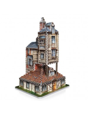 Harry Potter Puzzle 3D Le Burrow (Weasley Maison)
