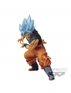 Dragon Ball Super statuette PVC Maximatic SSGSS...