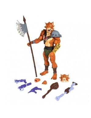 Thundercats Wave 1 figurine Ultimates Jackalman...
