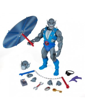 Thundercats Wave 1 figurine Ultimates Panthro...