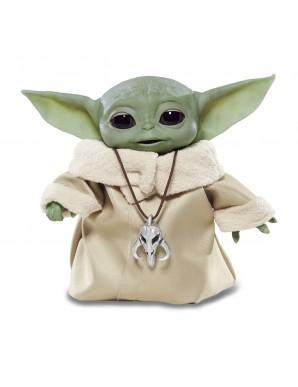 Star Wars The Mandalorian figurine électronique...