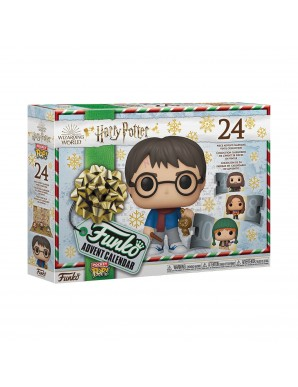 Harry Potter Pocket POP! calendrier de l'avent