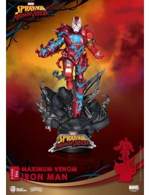 Marvel Comics diorama PVC D-Stage Maximum Venom...