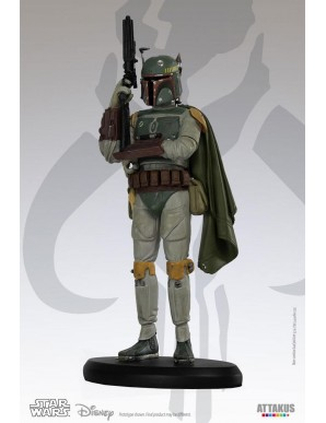 Star Wars Elite Collection statuette Boba Fett...