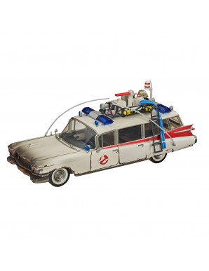 Ghostbusters Plasma Series Vehicle Ecto-1