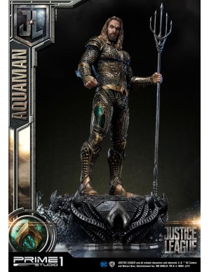 Justice League statuette Aquaman 88 cm