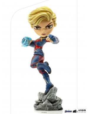 Avengers Endgame figurine Minico PVC Captain...