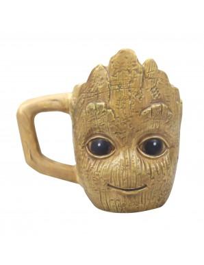 Marvel mug Shaped Groot