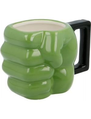 Marvel mug 3D Hulk Fist