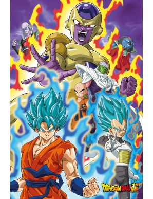 Dragon Ball Super poster God Super 61 x 91 cm