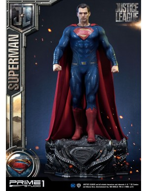 Justice League statuette Superman 84 cm