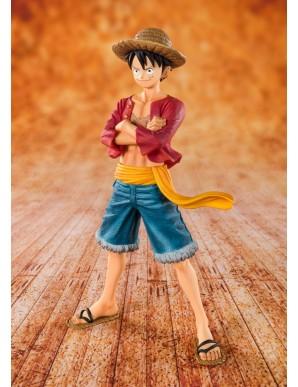One Piece statuette PVC FiguartsZERO Straw Hat...