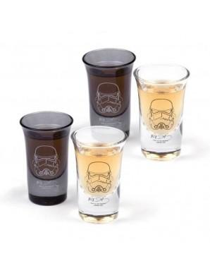 Original Stormtrooper Set 4 shot glasses