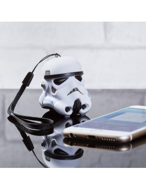 Original Stormtrooper mini Bluetooth speakerphone