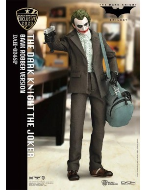 The Dark Knight Joker Bank Robber DAH