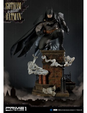 Batman Arkham Origins statuette 1/5 Gotham By...