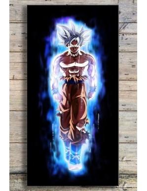Dragon Ball Super Son Goku Ultra Instinct 45x90