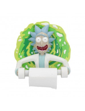 Rick and Morty roll holder Rick