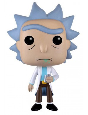 Rick und Morty Figurine POP! Animation Vinyl...