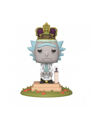 Rick & Morty POP! Movies Vinyl figurine sonore...