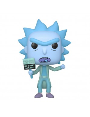 Rick et Morty Figurine POP! Animation Vinyl...