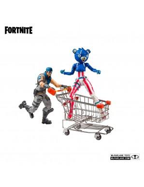 Fortnite figurines Shopping Cart Pack War Paint...