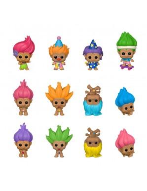 Trolls figurines Mystère Minis 6 cm