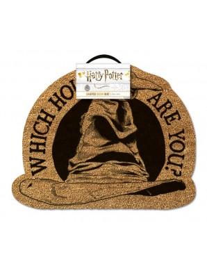 Harry Potter paillasson Choixpeau  40 x 50 cm