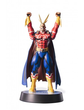 My Hero Academia figurine All Might Silver Age...