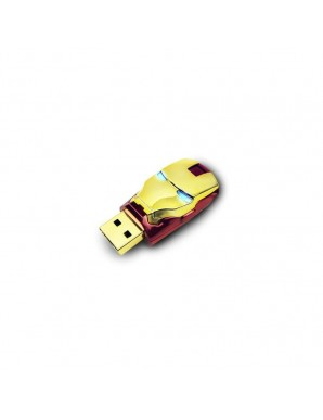 Iron Man USB Flash Drive - Red Head - Iron Man...