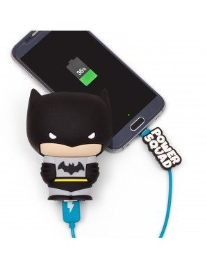 Batman - Power Bank PowerSquad 2500mAh