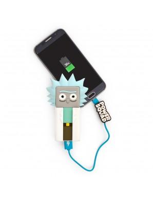 Rick et Morty - Power Bank PowerSquad 2500mAh...