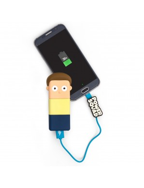 Rick and Morty - Power Bank PowerSquad 2500mAh...