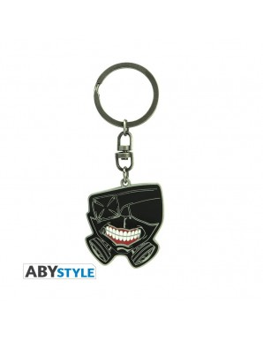Keychain Metal - Tokyo Ghoul Mask