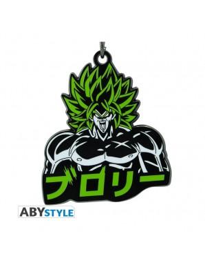 Metal Keychain - Dragon Ball - Broly